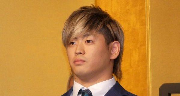 【ノア】清宮海斗がヒゲ姿を披露「かっこいい!…けど」ファンの反応とは?