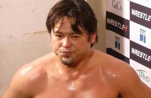 【W-1】「全ての雑念を払って、中嶋勝彦とのタイトルマッチに挑む」W-1最後のビッグマッチに社長が決意の挑戦!カズ・ハヤシインタビュー