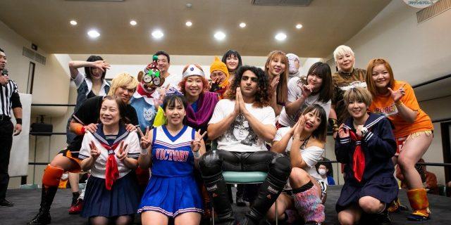 【YMZ】3.20(金祝)板橋大会『ゴキゲン春の陣☆2020』全試合結果