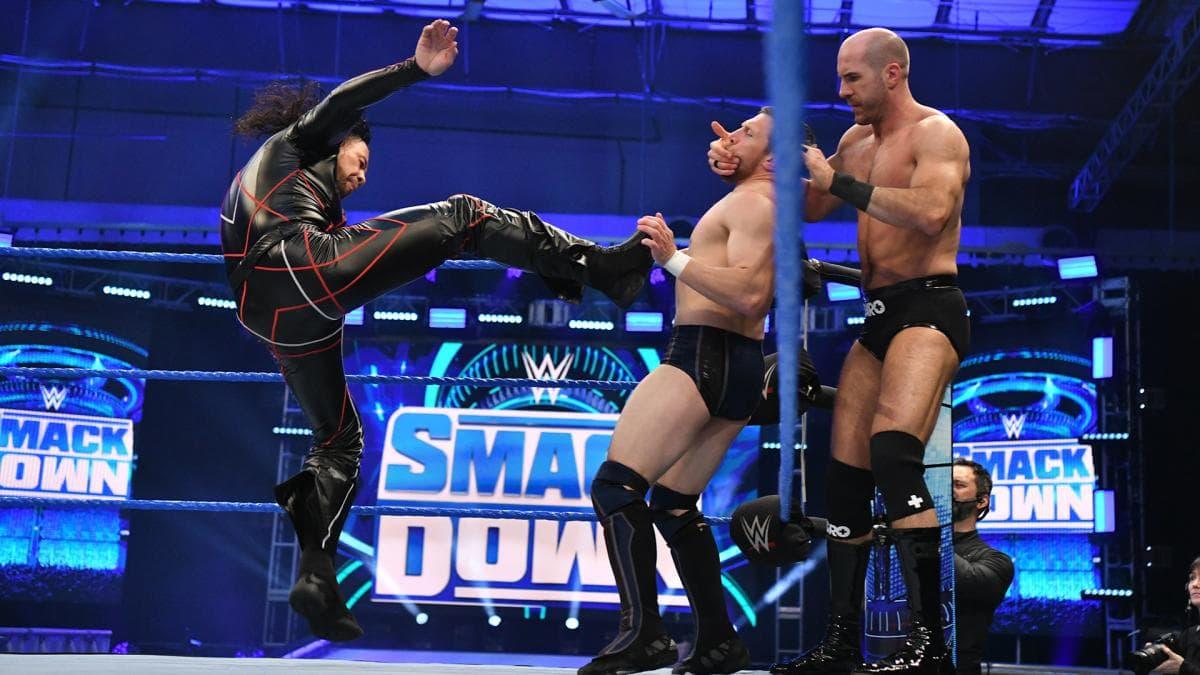 WWEユニバーサル王座