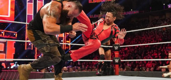 【WWE】中邑との連携攻撃でゼインが新IC王者に!