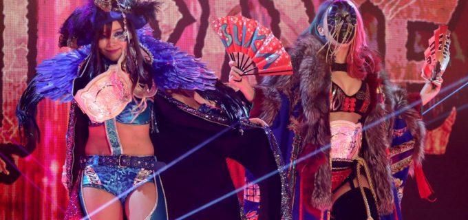 【WWE】無観客開催の『レッスルマニア36』カブキ・ウォリアーズが無念の王座陥落