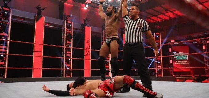 【WWE】復帰したマハルが戸澤に完勝「戸澤は俺の強さを忘れていた」