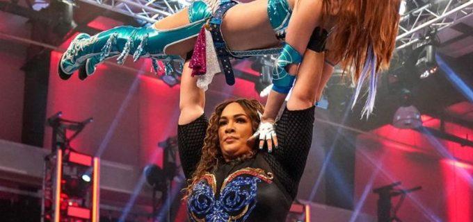 【WWE】カイリ、ナイアに完敗してMITBラダー戦の予選突破ならず