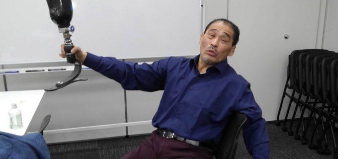 【DDT】6.7さいたまスーパーアリーナ見合わせに伴い、谷津嘉章の支援プロジェクトが一度終了に!「また体力を作りながら頑張りたい」