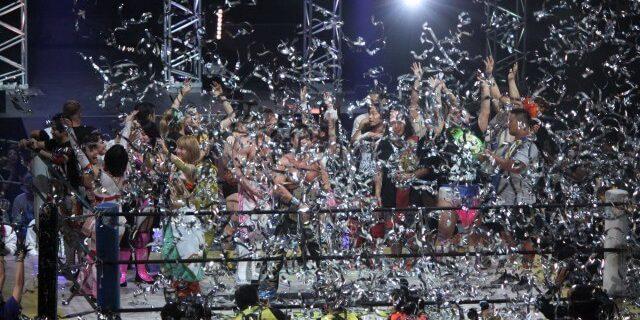 【DDT】DDT UNIVERSE無料期間を4月30日まで延長!DDT、ノア、東京女子、ガンプロ、マッスル12大会を新たに追加し全32大会を無料公開!