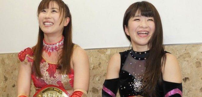 【アイスリボン】5.4(月祝)横浜文化体育館大会にてリボンタッグ選手権が決定