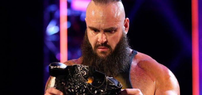 【WWE】かつての師弟対決!ストローマン対ワイアットのユニバーサル王座戦が決定