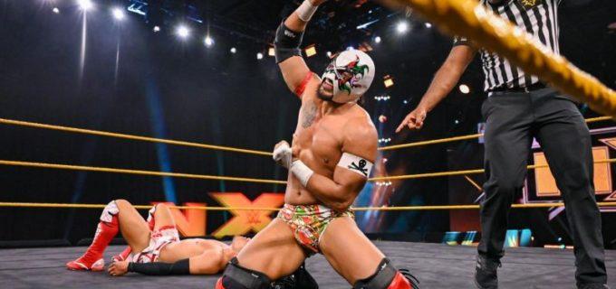【WWE】戸澤、ファンタズマに惜敗して1位通過を逃す