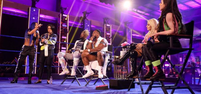 【WWE】サーシャがベイリーのアシストでアレクサ撃破!次週WWE女子タッグ王座戦へ