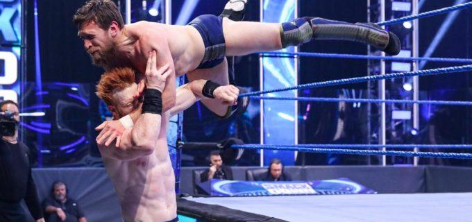 【WWE】ブライアンとAJスタイルズがIC王座決定トーナメント決勝進出