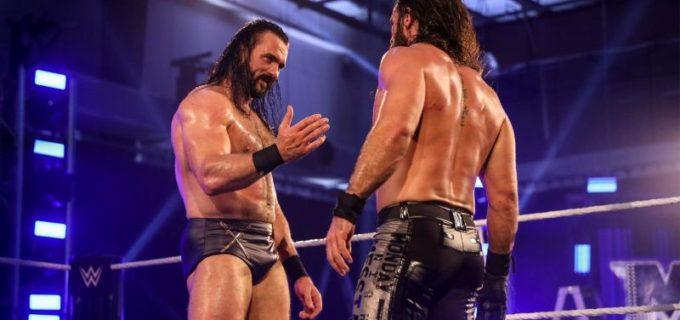 【WWE】マッキンタイアがロリンズ相手に王座防衛