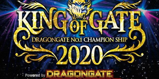 【ドラゴンゲート】KING OF GATE 2020 決勝トーナメント・菊田円&藤川翔デビュー戦、今後の配信スケジュール!