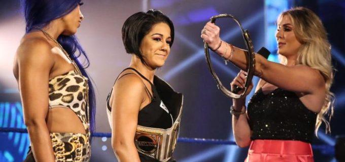 【WWE】シャーロットとベイリーの女子王者対決が決定