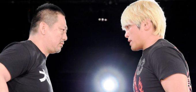 【DDT】ノア・拳王率いる「金剛」がDDTマットを占拠し社長批判!高木三四郎は強権発動で6.6に全面対決へ
