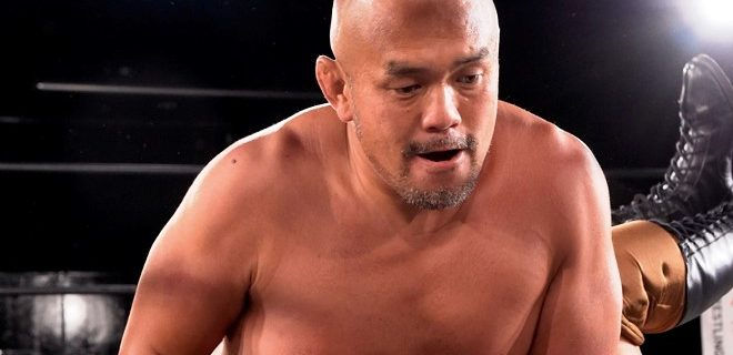 【DDT】全日本・秋山準、新人の岡谷英樹を一蹴も高評価与えた!