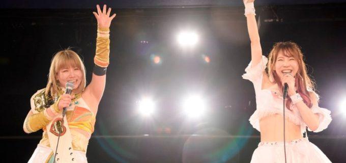 【東京女子】東京女子が6.13板橋で通常興行を再開!5.31PPVマッチでは新鋭・鈴芽が奮闘するもプリプリ王者・坂崎ユカに玉砕!