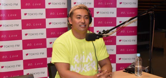 【新日本】長州力伝説を暴露!5月3日(日)6:00~Tokyo fm『オカダ・カズチカ SUNDAY RAINMAKER』