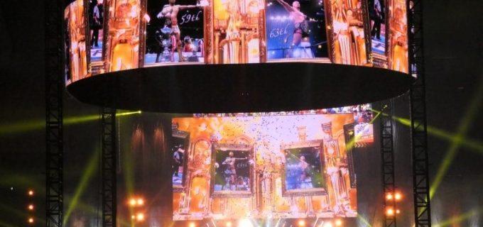 【新日本】YouTube、新日本プロレスワールドにて『新日本プロレス入場曲メドレー動画」を公開