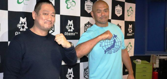 【DDT】全日本・秋山準がDDTのゲストコーチに就任し「DDT TV SHOW!」にレギュラー参戦へ