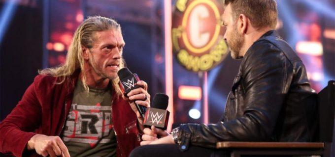 【WWE】オートンが自信を取り戻したエッジに「バックラッシュ」での因縁決着を宣言!