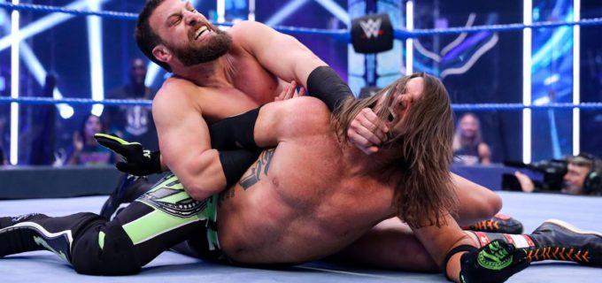 【WWE】AJスタイルズがトーナメント決勝戦を前にグラックにまさかの敗戦