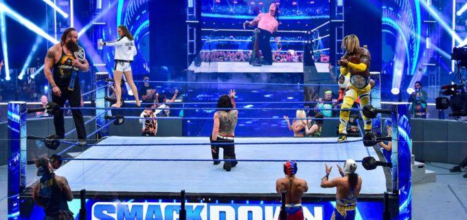 【WWE】ジェフ・ハーディらが引退表明したアンダーテイカーに敬意