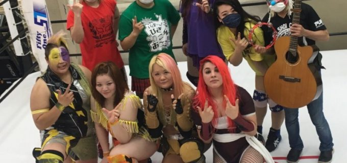 【PURE-J】<全試合結果>6.14(日)『第2回30人限定亀アリーナマッチ』