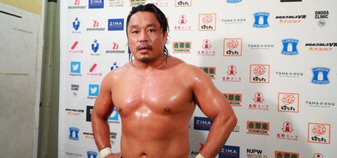 【新日本】『NEW JAPAN CUP 2020』後藤が裕二郎に勝利して1回戦突破!「あのリングが俺の生きる場所だ」