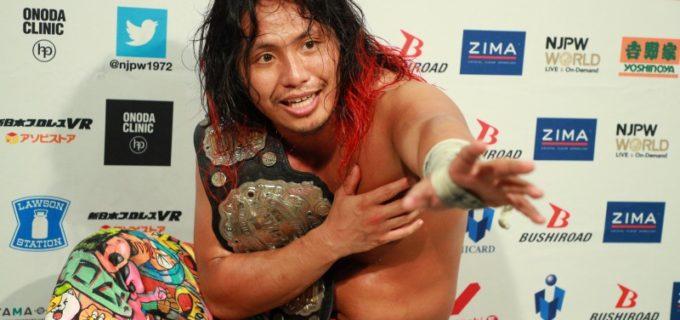 【新日本】『NEW JAPAN CUP』ヒロムが初戦突破!次の矢野戦に向けて「俺と矢野はYouTuber対決」そして「嫌だ!矢野とだけはやりたくない!」