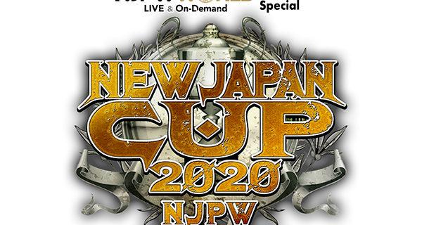 【新日本】6.15からNEW JAPAN CUP 2020を再開!観客動員なし・新日本プロレスワールドで配信!7.11大阪上ホールで優勝決定戦を開催