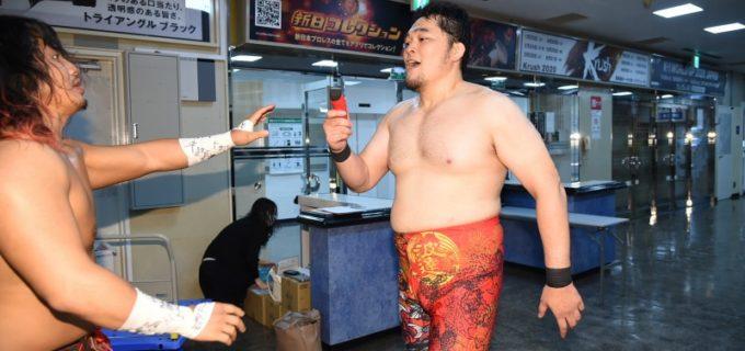 【新日本】ヒロムが矢野のバリカン攻撃に苦悶「やっぱりヤだ!……やりたくない!」