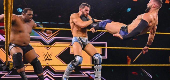 【WWE】ベイラーが無念の王座戦敗退 NXT北米王者リーとNXT王者コールのダブル王座戦が決定!