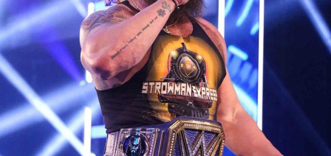 "【WWE】かつての""師弟""ワイアットとストローマンの因縁が再燃"
