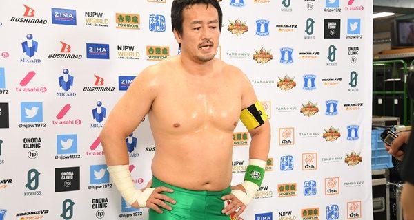 【新日本】田口「やっぱりハイ、我々は、お客様の前で試合してナンボだということがね、わかりました」