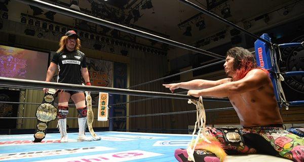 【新日本】内藤「彼が勝ち上がってくることを待ってるよ」