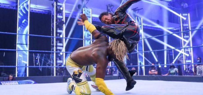 【WWE】「タッグ王者になる準備ができている」中邑がキングストンを撃破してSDタッグ王座戦が決定!