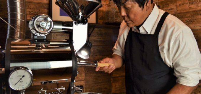 大仁田厚が新たな挑戦としてラオス産珈琲の輸入焙煎事業を地元・神埼でスタート!障害者も積極的に雇用し、地域の活性化図る