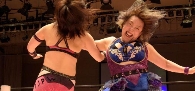 【東京女子】まなせ、明るいレギュラー参戦ラストマッチで「絶対に戻ってくるからバイバイは言いません」