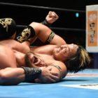 【新日本】SANADAがラフ殺法のタイチに逆転勝利!SANADA「何よりも1番このリング上で闘えるのが好き」タイチ「最初から陰謀。まずタッグいただく」