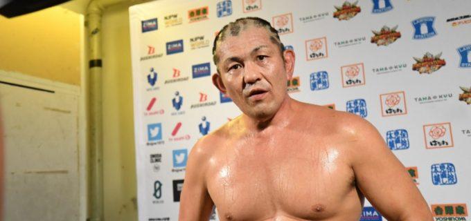 【新日本】鈴木「もう目星はつけてある。次行くとこは決めてるんだよ」(7.31後楽園)