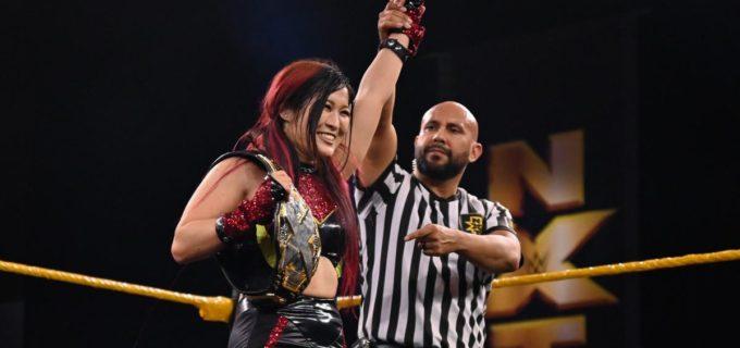 【WWE】紫雷イオが王座初防衛に成功もダコタ・カイが襲撃して新たな因縁勃発