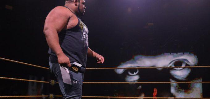 【WWE】NXT王者キース・リーがカリオン・クロスの王座挑戦を受諾