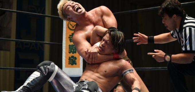 【新日本】オカダが変形コブラクラッチで石森に勝利!『NEW JAPAN CUP 2020』準決勝でヒロムと対決!