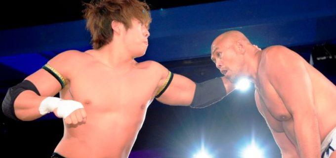 【DDT】秋山準DDT移籍初戦を白星で飾る!7.23後楽園で「オールアウト」と4vs4の全面対抗戦へ