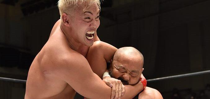 """【新日本】<KOPW>オカダが1対3のハンディを乗り越え1回戦突破!「僕が""""KING・OF・PRO・WRESTLING""""になろうかなと思います」"""