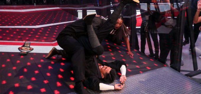 "【WWE】戸澤陽が""忍者""Rトゥルースを見破れずに24/7王座陥落"