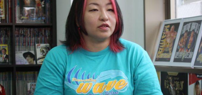 【WAVE】宮崎有妃は本日で自宅療養解除 /wave8・23新木場大会でHIRO'evs尾崎決定!
