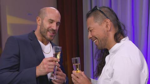 【WWE】中邑&セザーロが王座パーティからルチャ・ハウス・パーティを追い払う