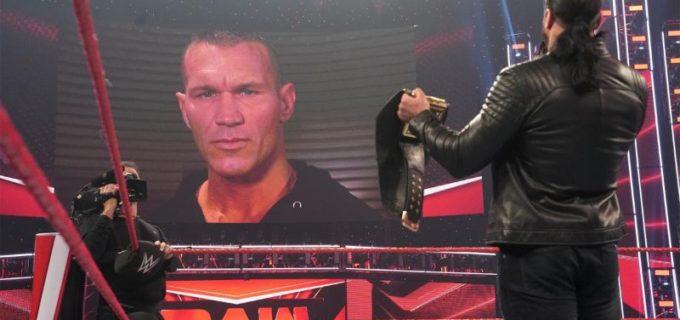 """【WWE】""""レジェンドキラー""""オートンがレジェンドたちをパイプ椅子で闇討ち"""